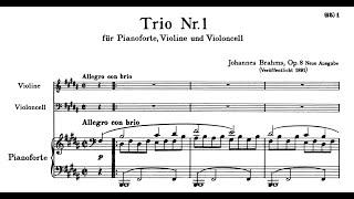 Play Piano Trio No. 1 in B Major, Op. 8 II. Scherzo (Allegro molto) - Live