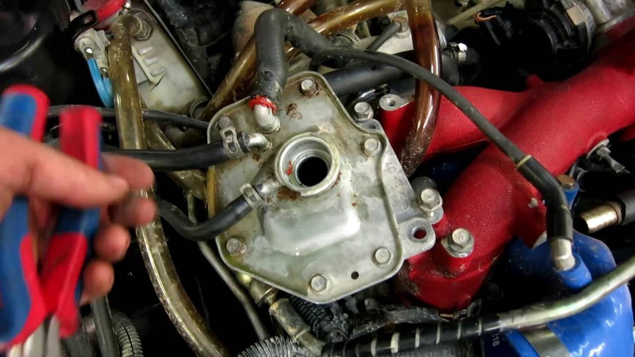 maxresdefault subaru intake manifold removal youtube Subaru Firing Order Diagram at creativeand.co