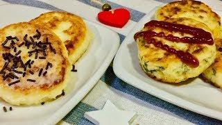 Пшенные биточки в двух вариантах 🥗Не дорого и вкусно 🥗 Отличный завтрак для всей семьи