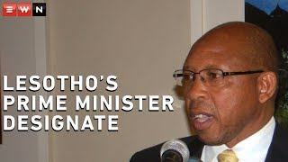 Lesotho's Finance Minister Moeketsi Majoro has been nominated to become the next prime minister when Tom Thabane retires. The initial four-party coalition government that came into power following the 2017 elections - led by the now embattled Thabane - collapsed in the National Assembly on Monday. The All Basotho Convention has now agreed to form a new coalition with the opposition Democratic Congress.  #tomThabane #MoeketsiMajoro #Lesotho