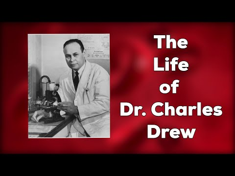 A Look at the Life of Dr. Charles Drew