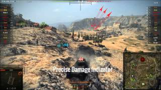 "[""World Of Tanks (Video Game)"", ""Mod"", ""XVM"", ""Modifikation"", ""wot"", ""extended"", ""visual"", ""stats"", ""world"", ""of"", ""tanks"", ""addon"", ""mods"", ""XVM: EXtended Visualisation Mod"", ""Preview"", ""Trailer"", ""New"", ""Clip"", ""vorstellung"", ""neu"", ""modvorstellung"", ""w"