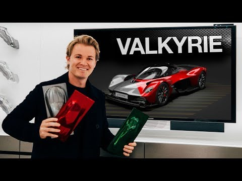 Aston Martin Valkyrie – How I would customise it! | Nico Rosberg
