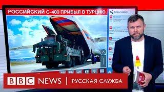 Смотреть видео Россия начала продавать ракеты стране НАТО. Зачем? | ТВ-новости онлайн