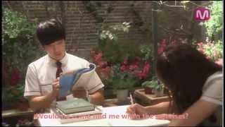 Min Se Yi and Jung Sun Woo - Wind blowing [MONSTAR] [ENG trans]
