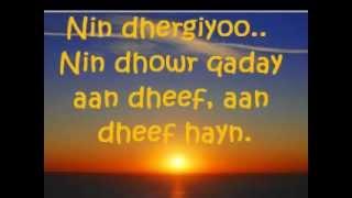 Aduunyada Nin Dhoofiyo, oo Qoran By Tubeec Enjoy.