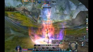 Aion Sorc 2.7 Open PvP Yvory solo Vol.2