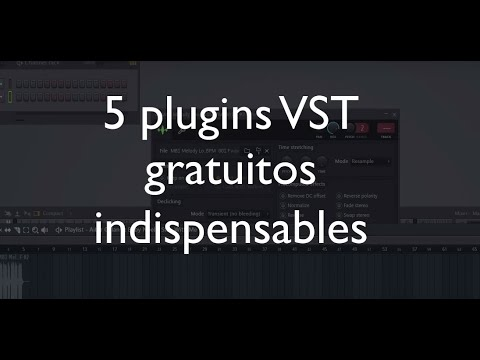 5 free VST plugins indispensable for your productions