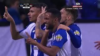 Porto vs Sporting Braga 1-0   T. Soares GOAL