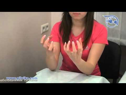 Гимнастика для лечения артроза коленных суставов (версия )