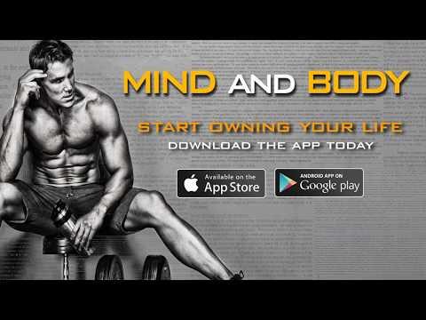 Greg Plitt Mind & Body App