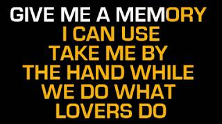 Adele - All I ask Karaoke Lyrics KARAOKE
