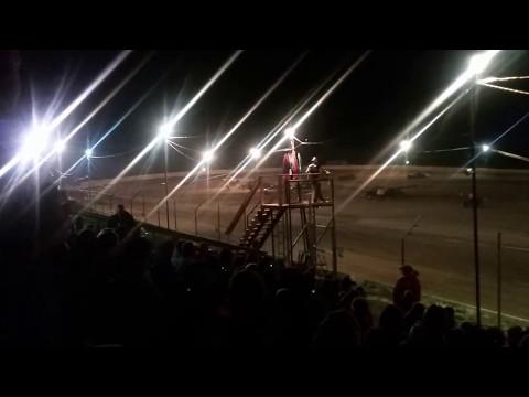 Pure Stock Heat 1  Chandler Motor Speedway