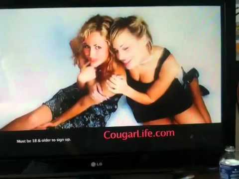 våte damer cougar life