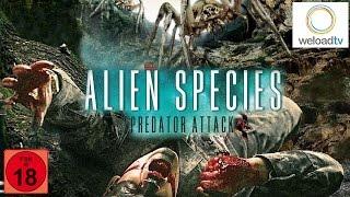Alien Species - Predator Attack (Sci-Fi | deutsch)