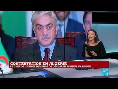 Contestation en Algérie : Liamine Zéroual, l'homme du consensus?