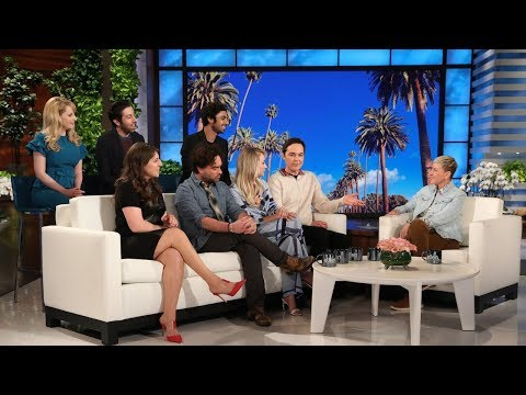 The Big Bang Theory' Cast Is 'Falling Apart' - YouTube