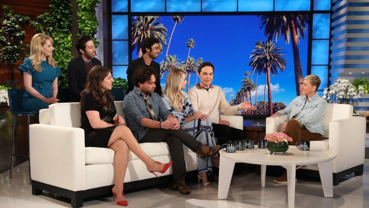 Download 'The Big Bang Theory' Cast Is 'Falling Apart'