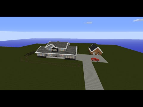 Thumbnail: RomanAtwood's house in minecraft