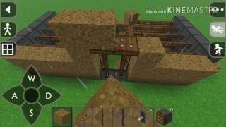 SurvivalCraft:(สอนทำ)กับดักสังหาร