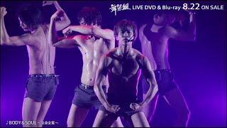 舞祭組 / LIVE DVD「舞祭組村のわっと!驚く!第1笑」ダイジェストMOVIE