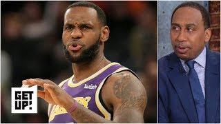 Walt 'Clyde' Frazier calling LeBron a bad teammate is 'irresponsible' - Stephen A. | Get Up!