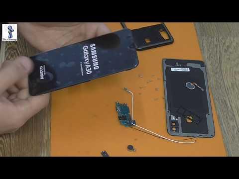 Samsung A30 (SM-A305F) - Замена дисплея