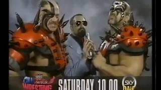 WWF Sky Ads Compilation Vol. 4 (1988-1996)