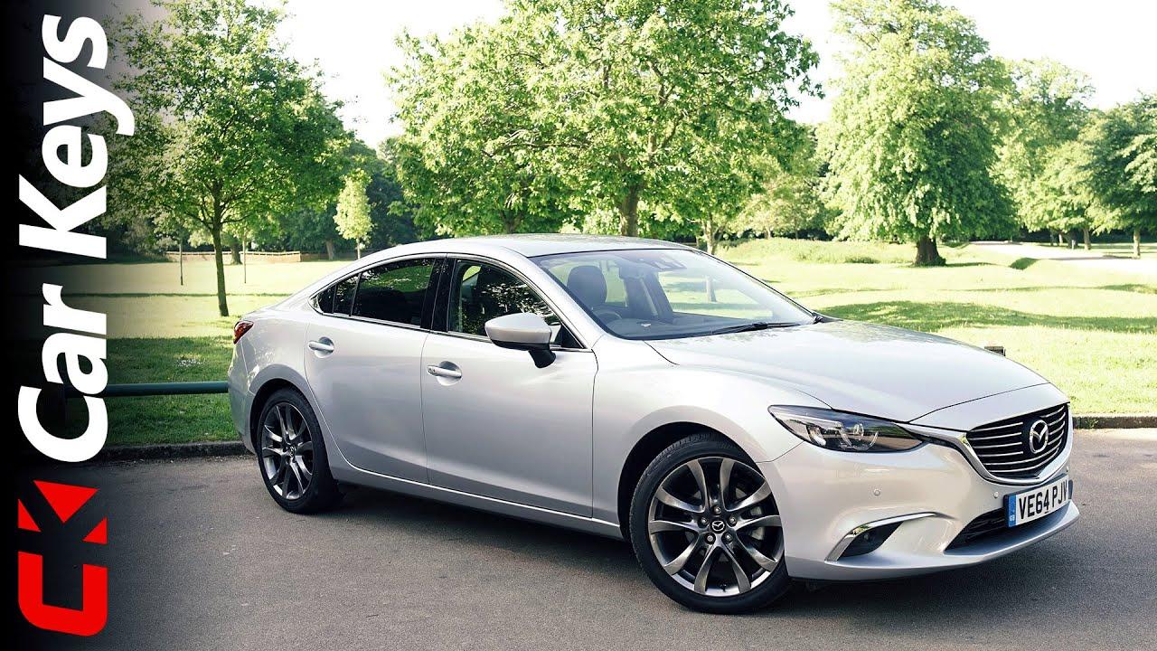 Mazda 6 2015 review - Car Keys - YouTube