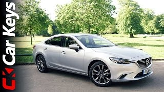 Mazda 6 2015 review - Car Keys