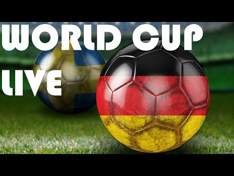 Germany Claws Way Back Into Wo germany vs sweden