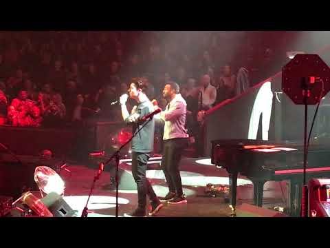 Craig David & Bastille - I know you (Live at Streets Of London)