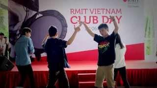 RMIT VN Dance Club Sgs - Club Day 2013B performance