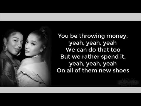 Got Her Own (Lyrics) - Ariana Grande and Victoria Monét mp3