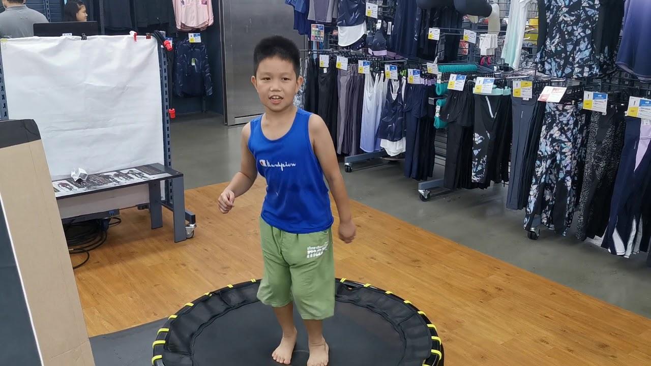 2020.6.26迪卡儂健身中心03 - YouTube