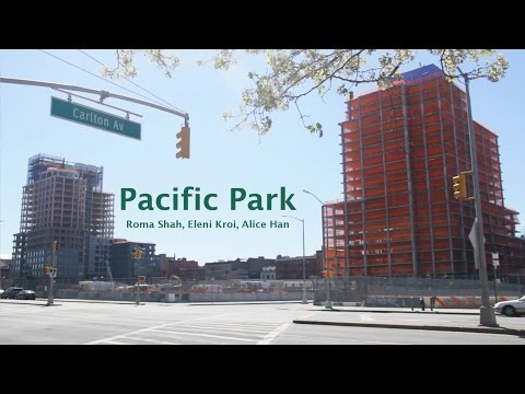 Pacific Park Paving the Way for a New Future