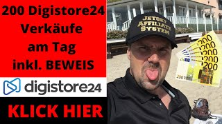 200 Digistore24 Verkäufe am Tag ✅ inkl. BEWEIS 👉 Affiliate Marketing Digistore24 Einnahmen