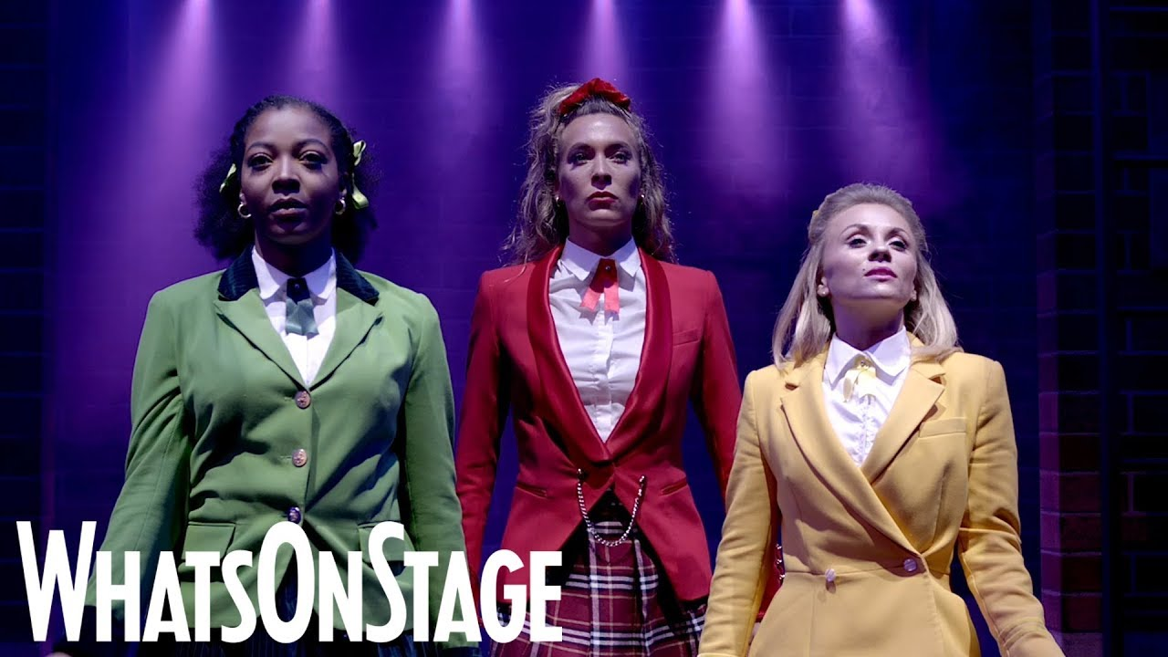 Heathers The Musical Review | Palace Theatre | Manchester