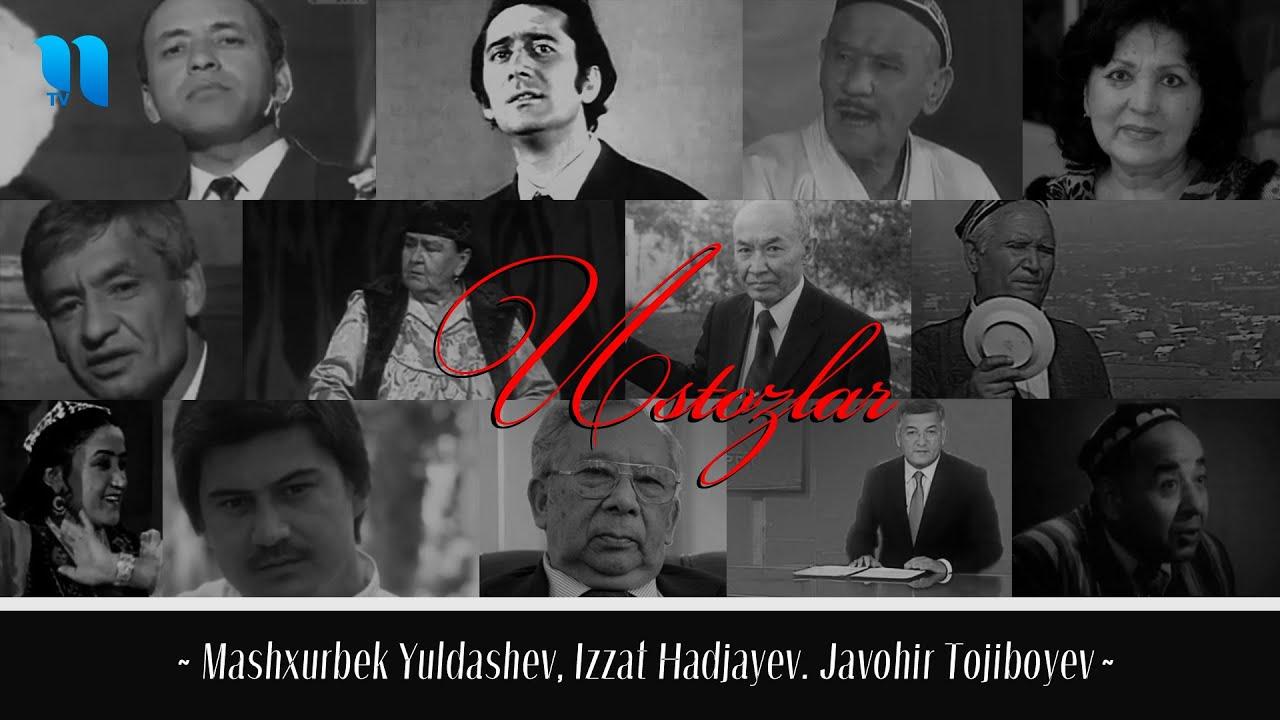 Mashxurbek Yuldashev, Izzat Hadjayev. Javohir Tojiboyev - Ustozlar xotirasiga