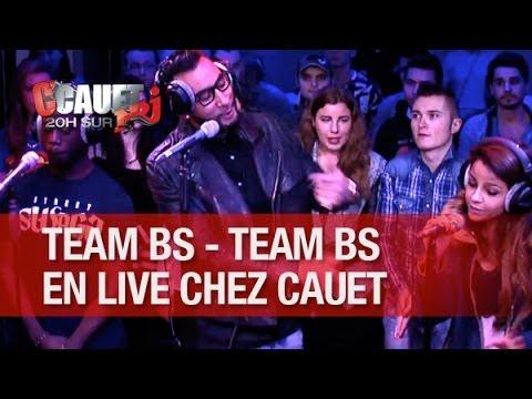 La Fouine, Fababy, Sindy & Sultan - Team BS - Live - C'Cauet sur NRJ