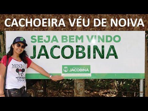 Trilha | Cachoeira Véu de Noiva | Vila de Itaitu | Jacobina | Bahia | Brasil