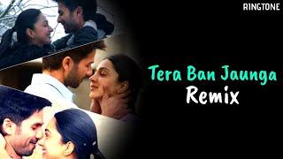 tera-ban-jaunga-remix-kabir-singh-new-ringtone-2019-download-link-in-description