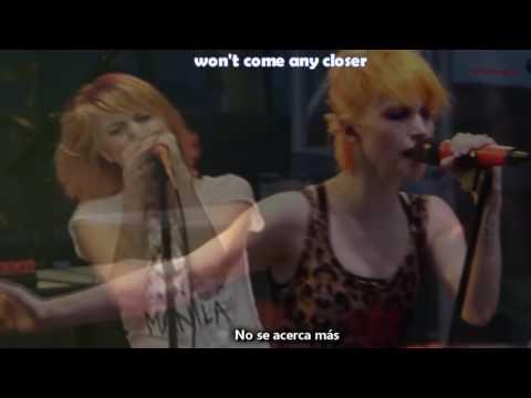 Paramore - Careful [Lyrics y Subtitulos en Español] Video Official