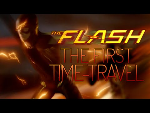 The Flash - The First Time-Travel
