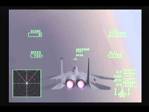 Ace Combat Zero -Final mission