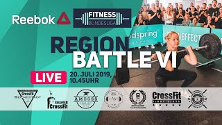 6. Spieltag 2019 | Region Battle Nordwest – Fitness Bundesliga