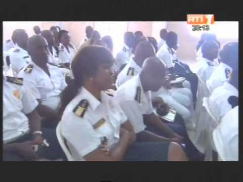 Transport Maritime/Le ministre des transports en visite aux agents maritime et portuaire