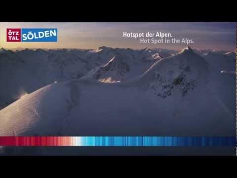 SÖLDEN. The Hotspot in the Alps.