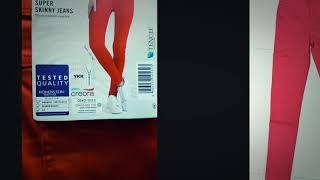 Wholesale Esmara Tencel Super Skinny Jeans Presented By Closeoutexplosion.com