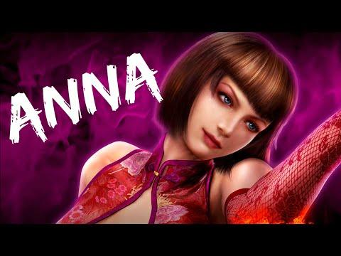 Tekken 6  Anna Williams   Arcade Battle